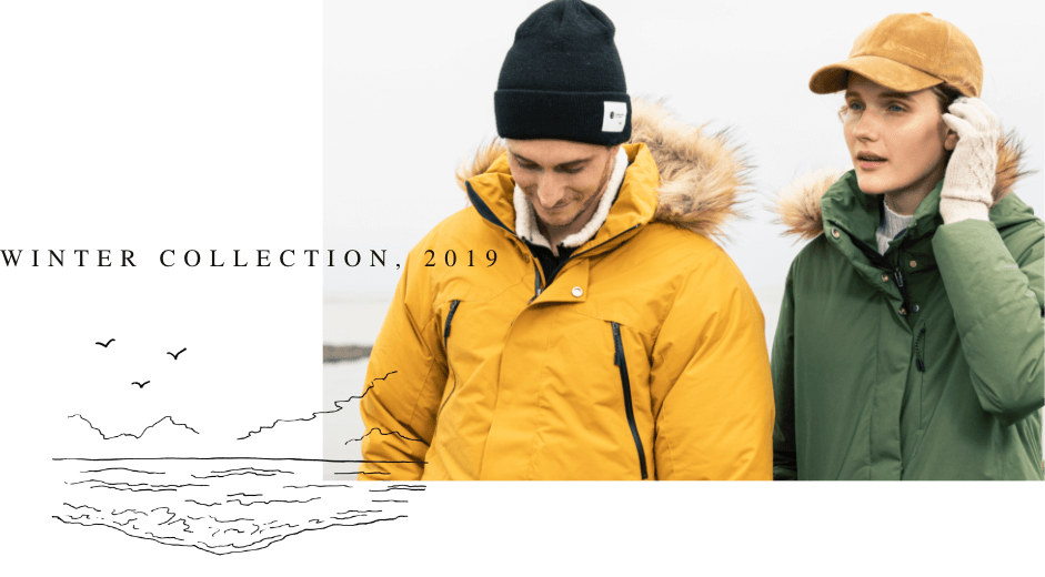 WINTER COLLECTION.2019