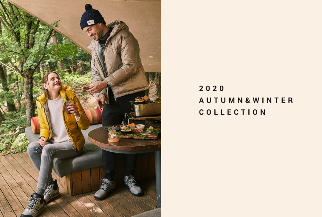 2020 AUTUMN & WINTER COLLECYION