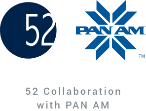 52 Collaboration With PAN AM