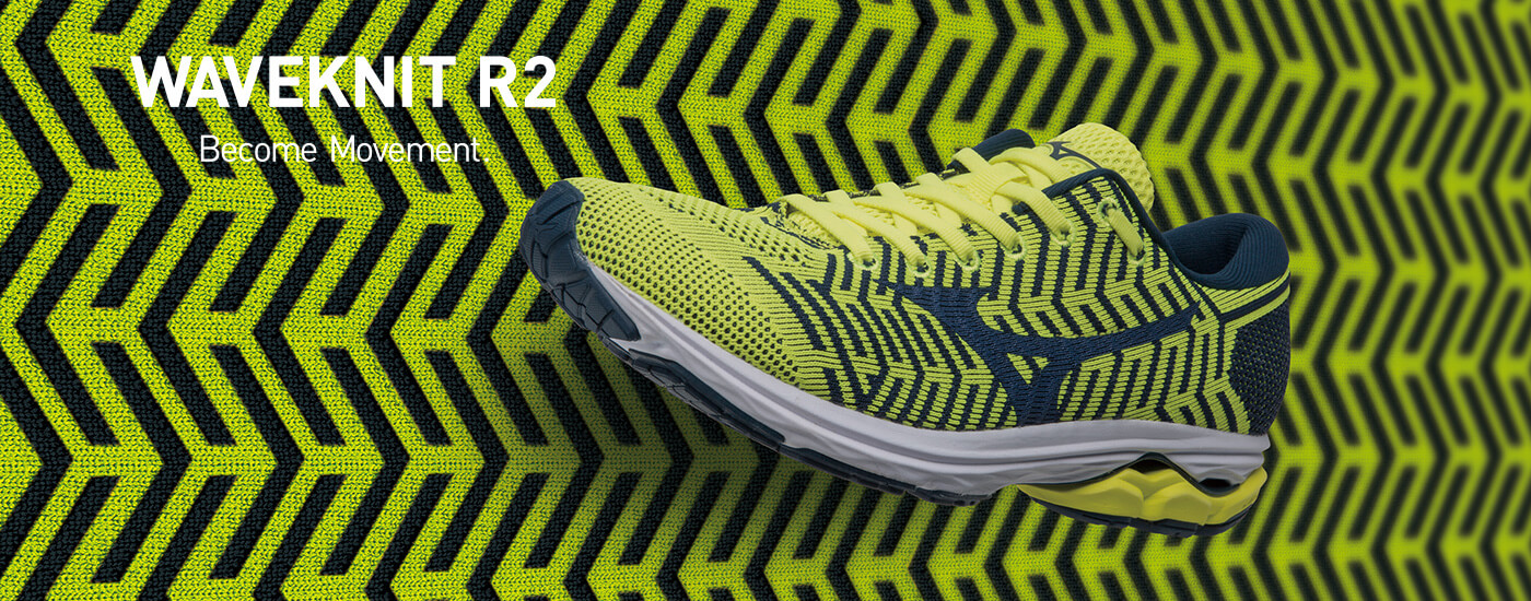 WAVEKNIT R2 Become Movement.