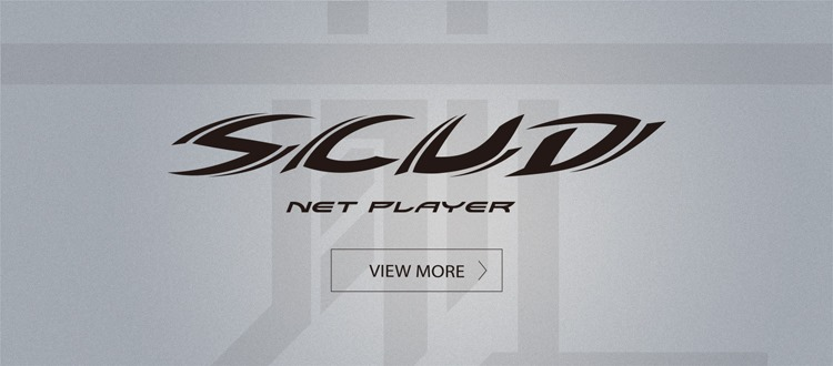 SCUD NET PLAYER