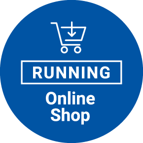 RUNNING Online Shop